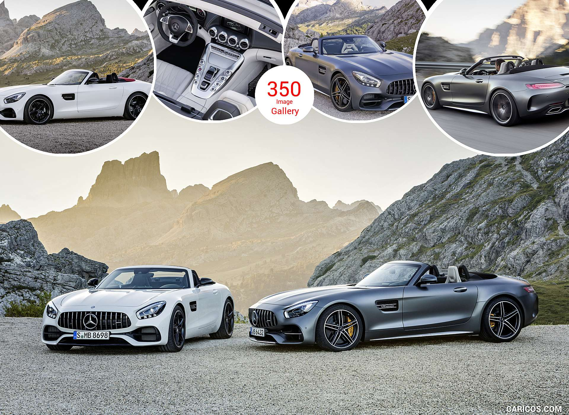 2018 mercedes amg gt and gt c roadsters for 2018 mercedes benz amg gt