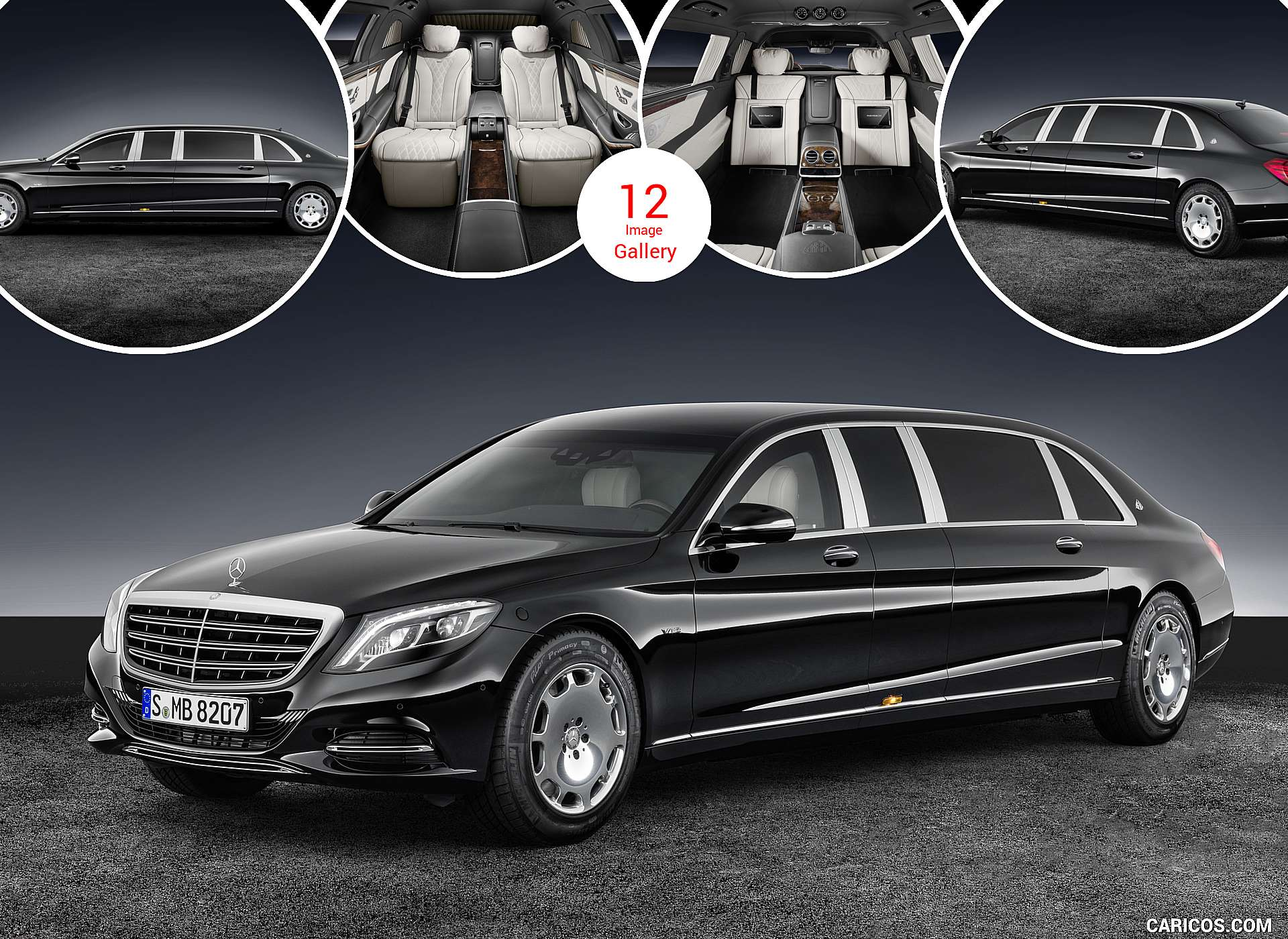 2018 mercedes maybach s 600 pullman guard. Black Bedroom Furniture Sets. Home Design Ideas