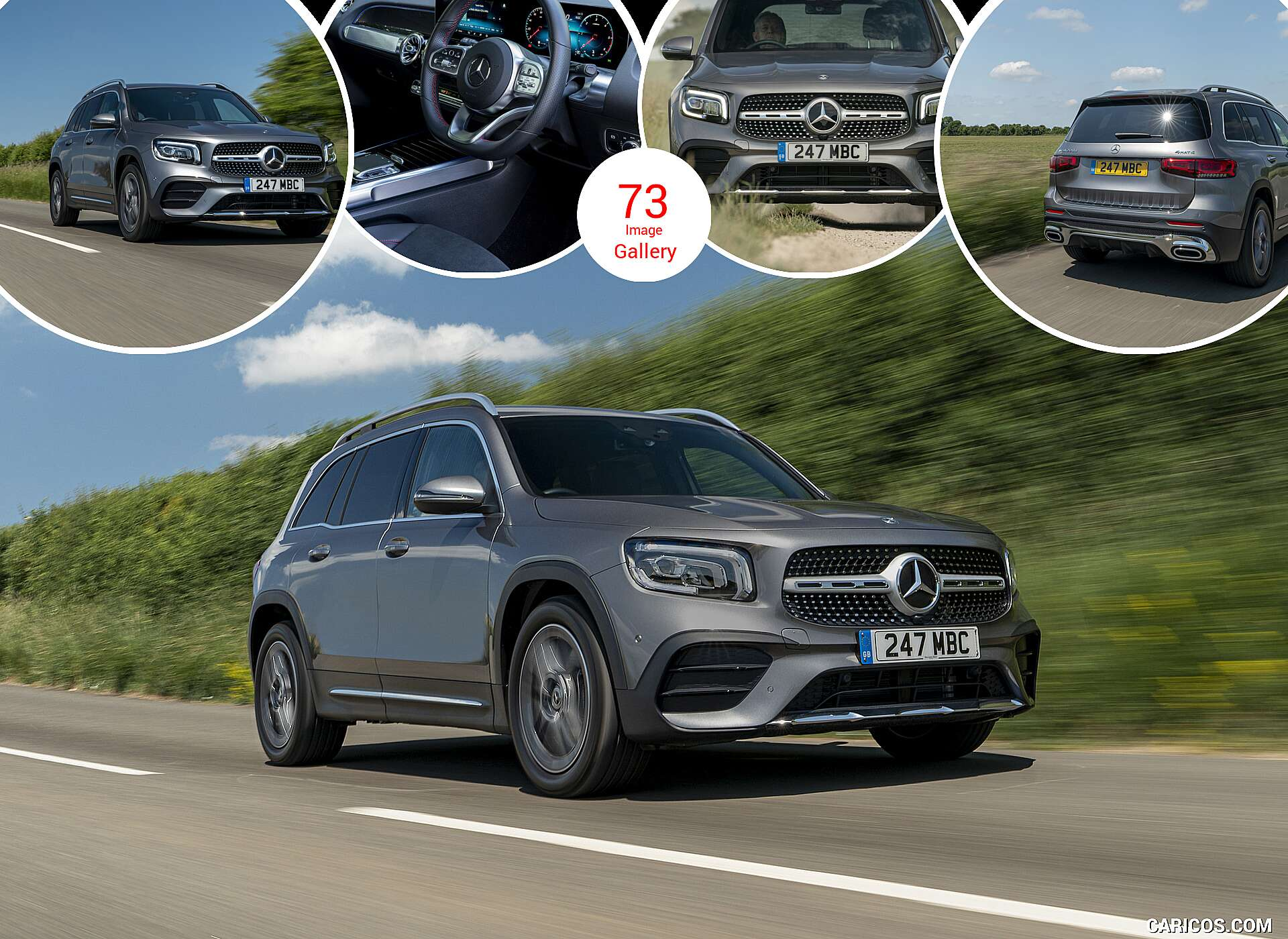 2020 Mercedes-Benz GLB (UK-Spec)