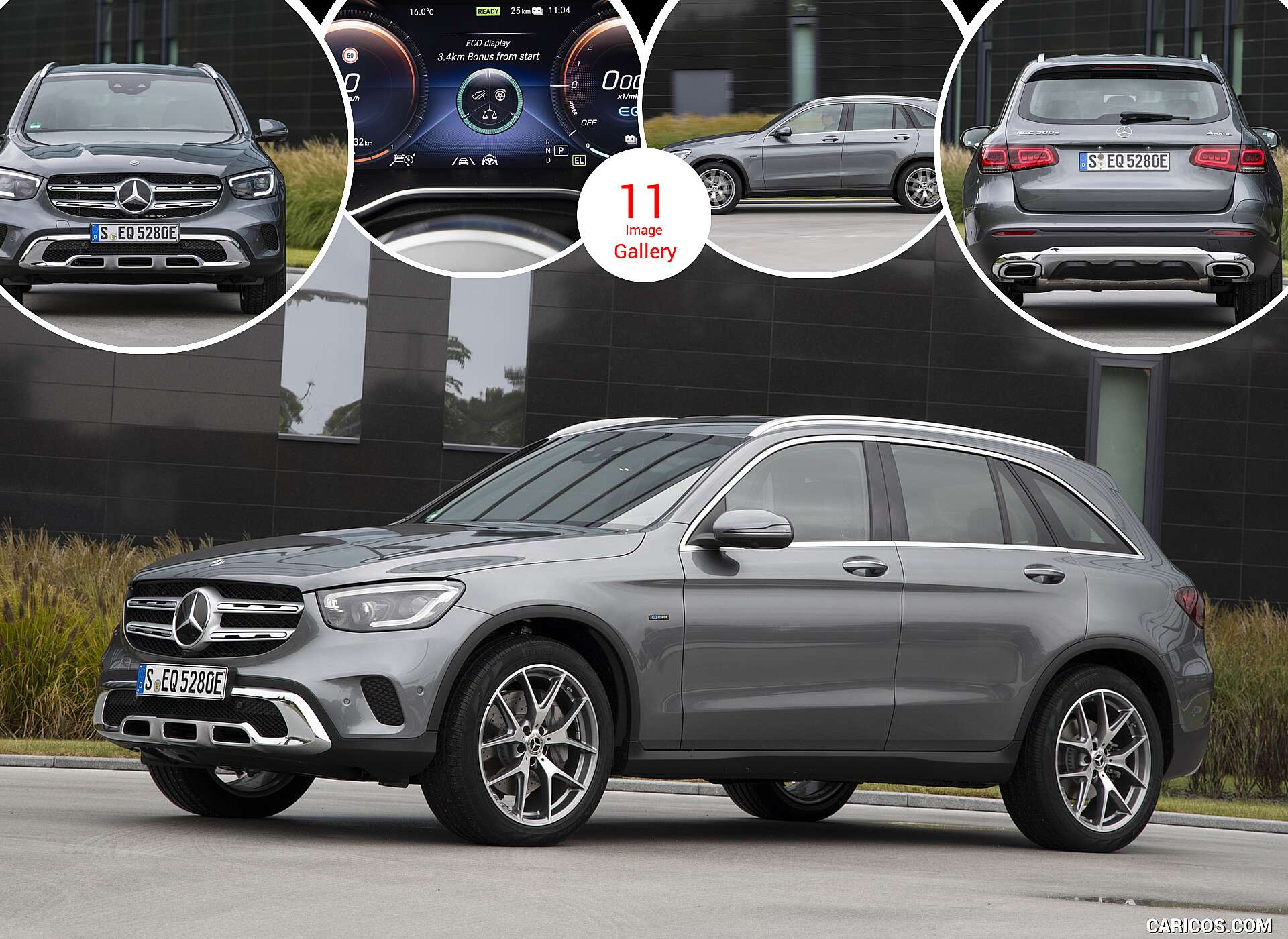 2020 Mercedes-Benz GLC 350e EQ Power