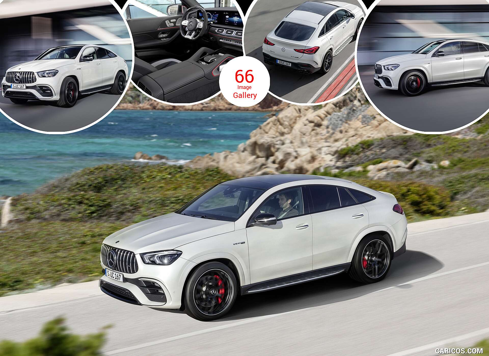 2021 Mercedes-AMG GLE 63 S Coupe (US-Spec)