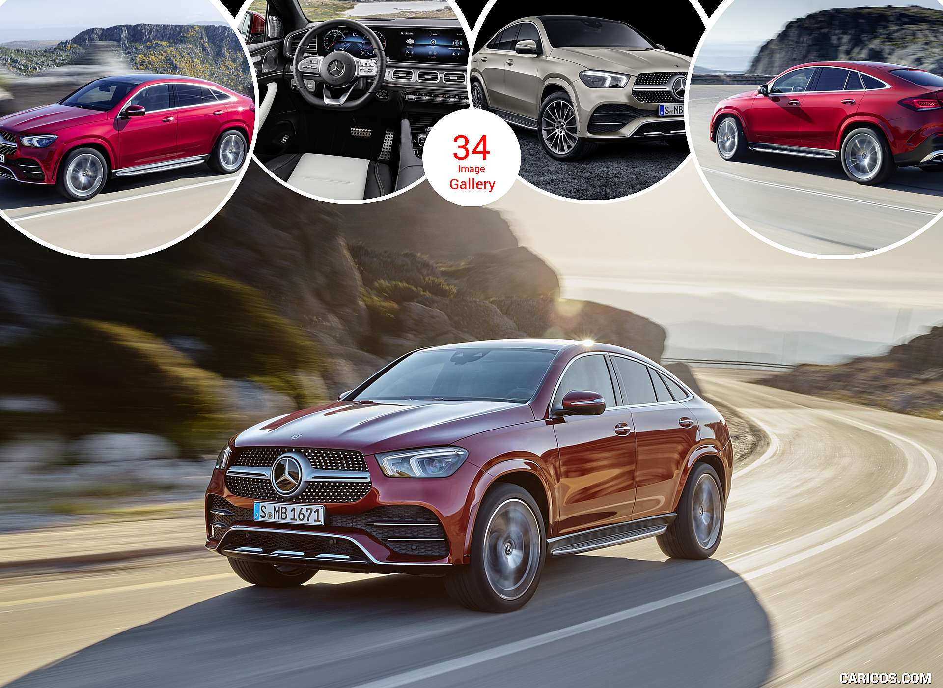2021 Mercedes-Benz GLE Coupe