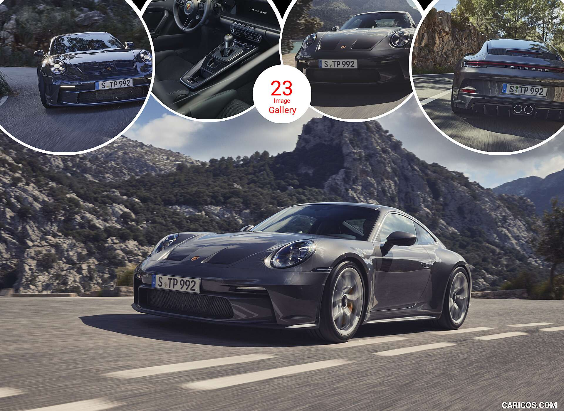 2022 Porsche 911 GT3 with Touring Package