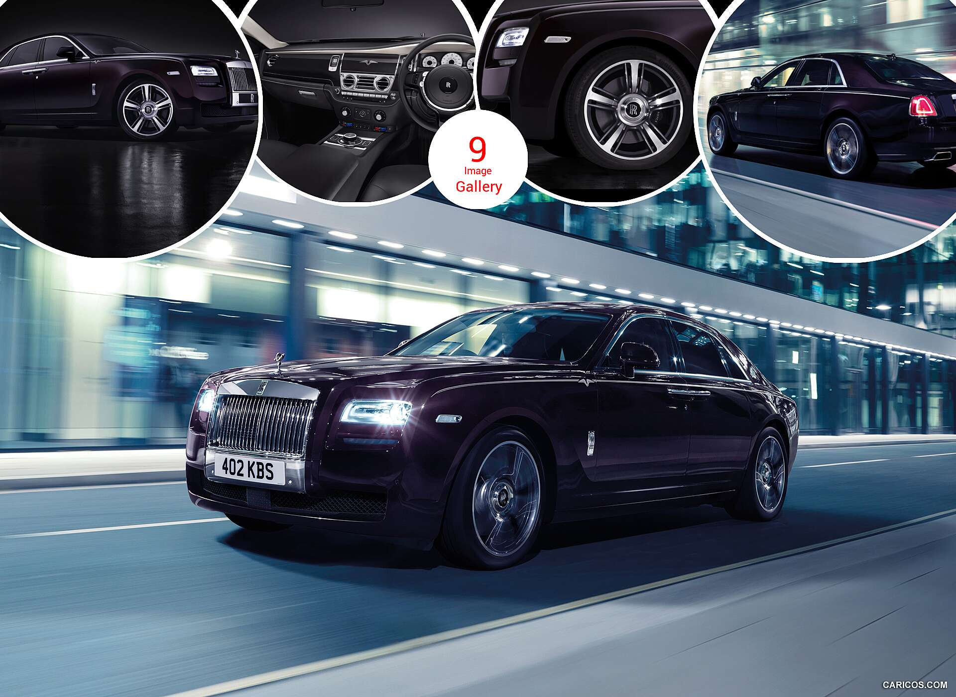 2015 Rolls-Royce Ghost V-Specification