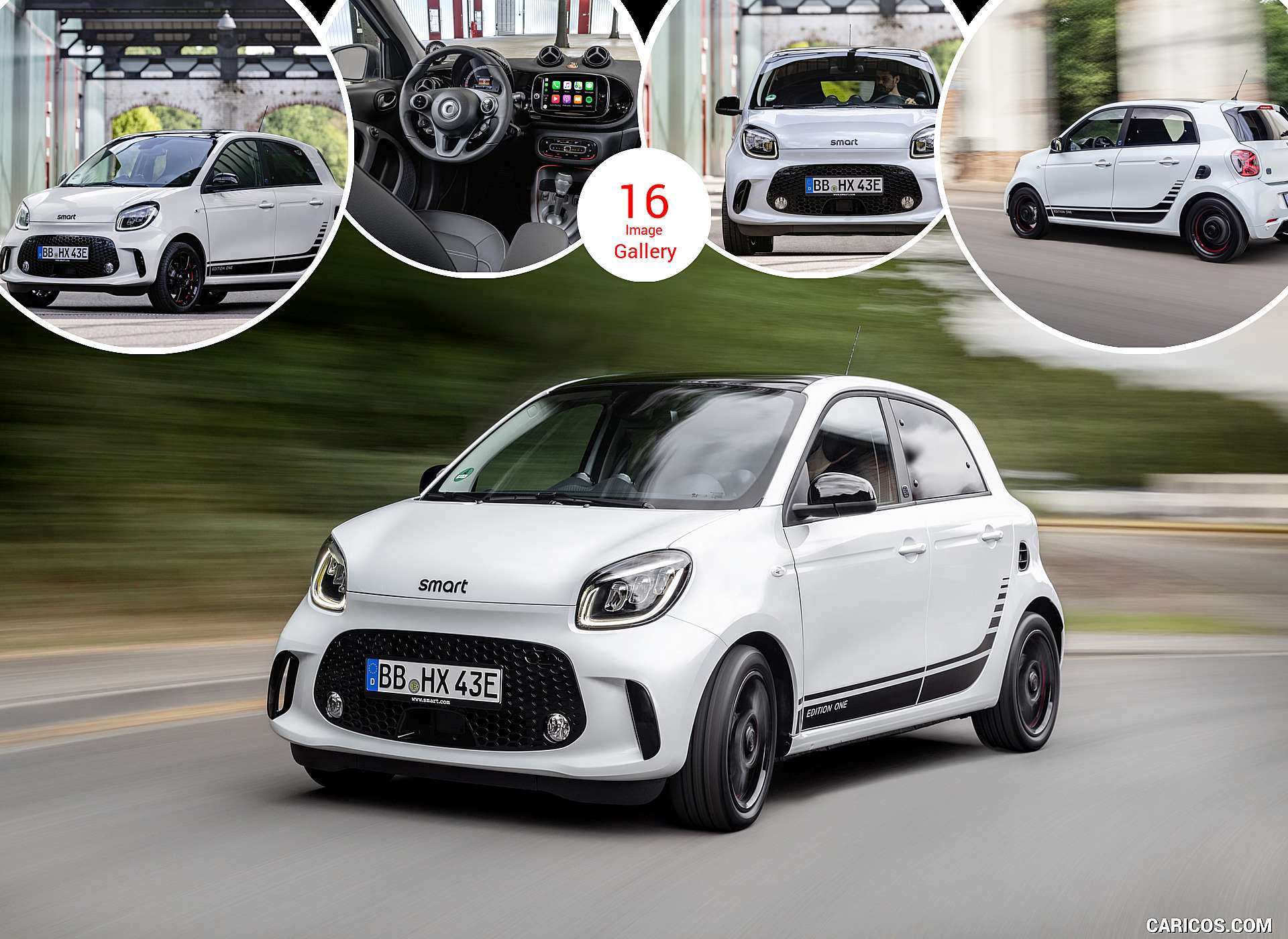 2020 Smart EQ ForFour