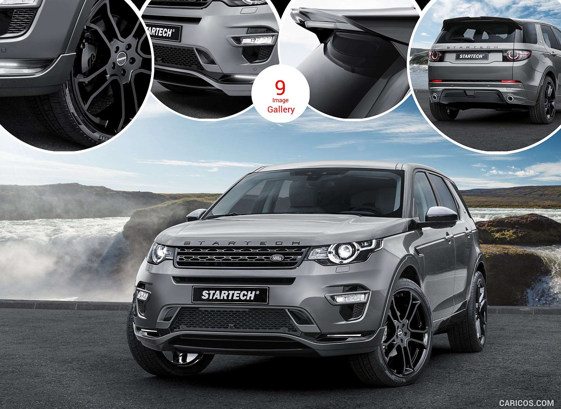 2015 STARTECH Land Rover Discovery Sport
