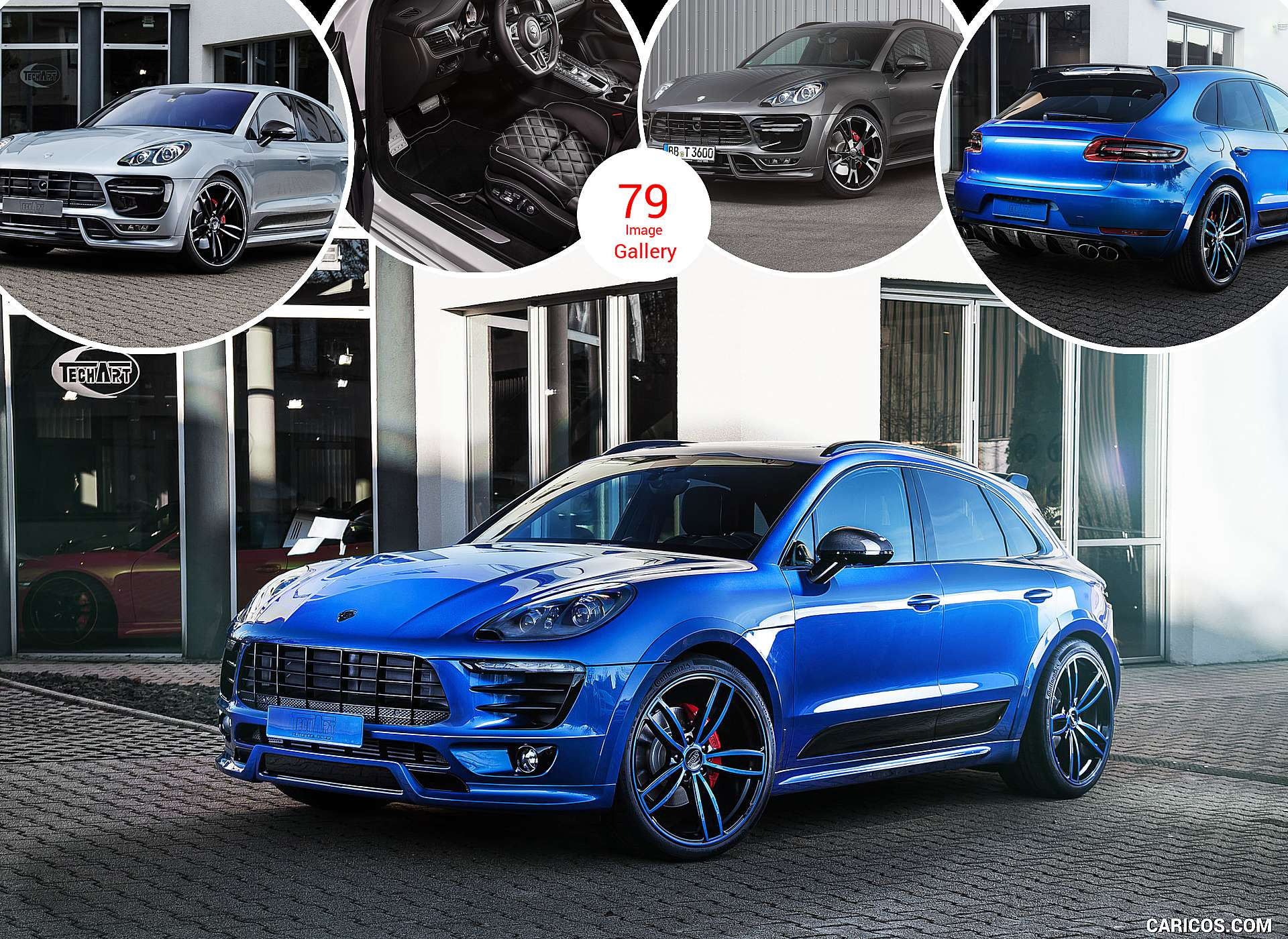 2017 TECHART Porsche Macan