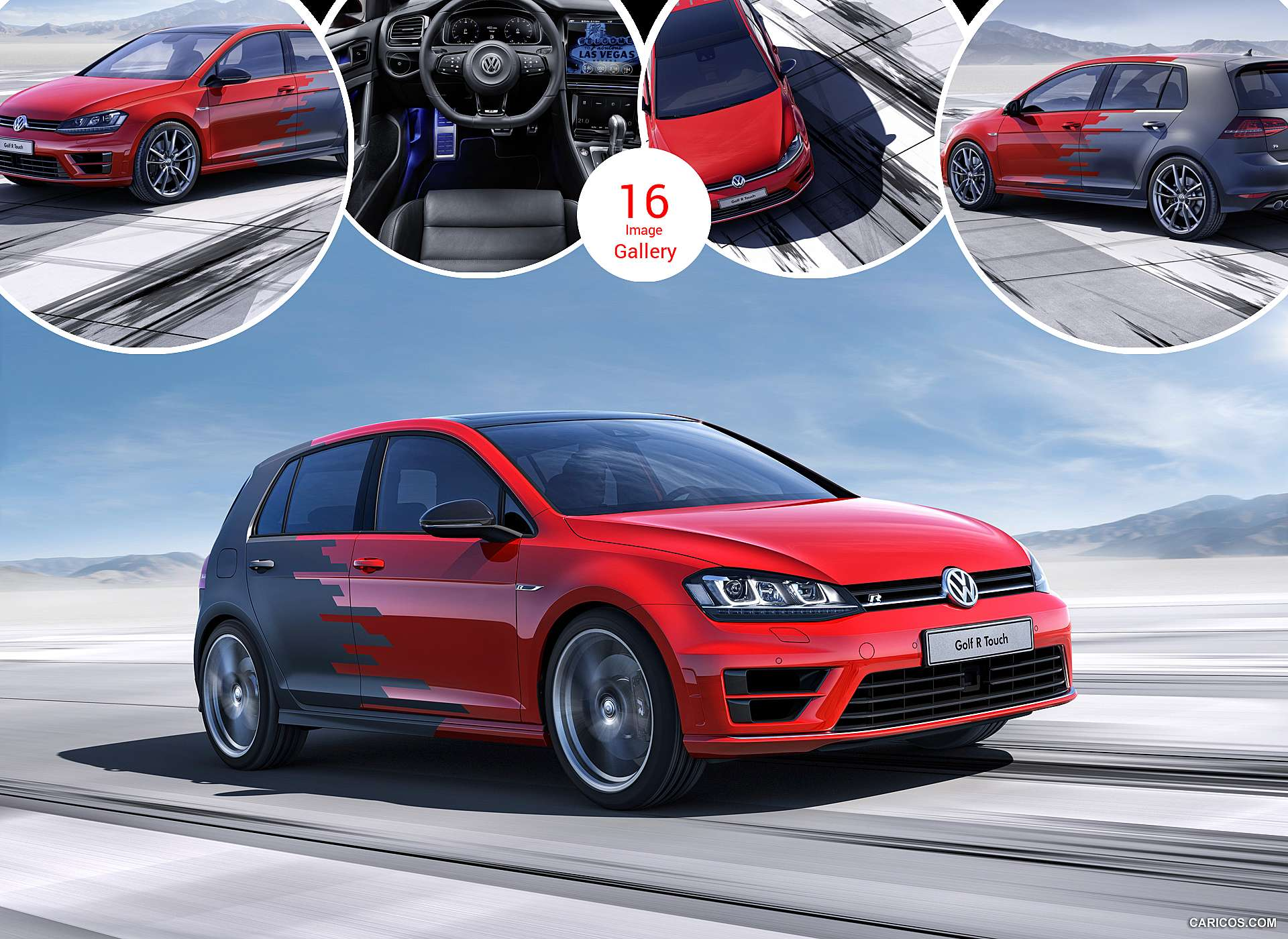 2015 volkswagen golf r touch concept. Black Bedroom Furniture Sets. Home Design Ideas