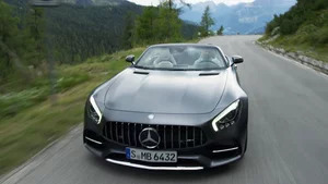 Driving: 2018 Mercedes-AMG GT C Roadster