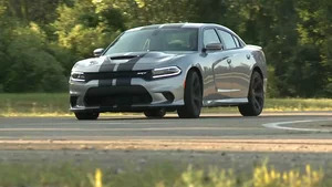 Overview: 2017 Dodge Charger SRT Hellcat
