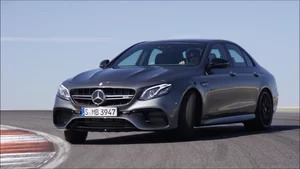 On Track: 2018 Mercedes-AMG E63 S 4MATIC+