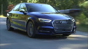 Overview: 2017 Audi S3 Sedan (US-Spec)