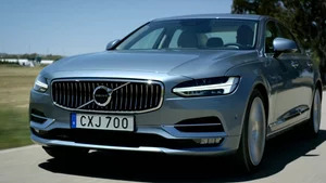 Driving and Design: Volvo S90