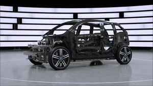 Technology: 2017 BMW i3