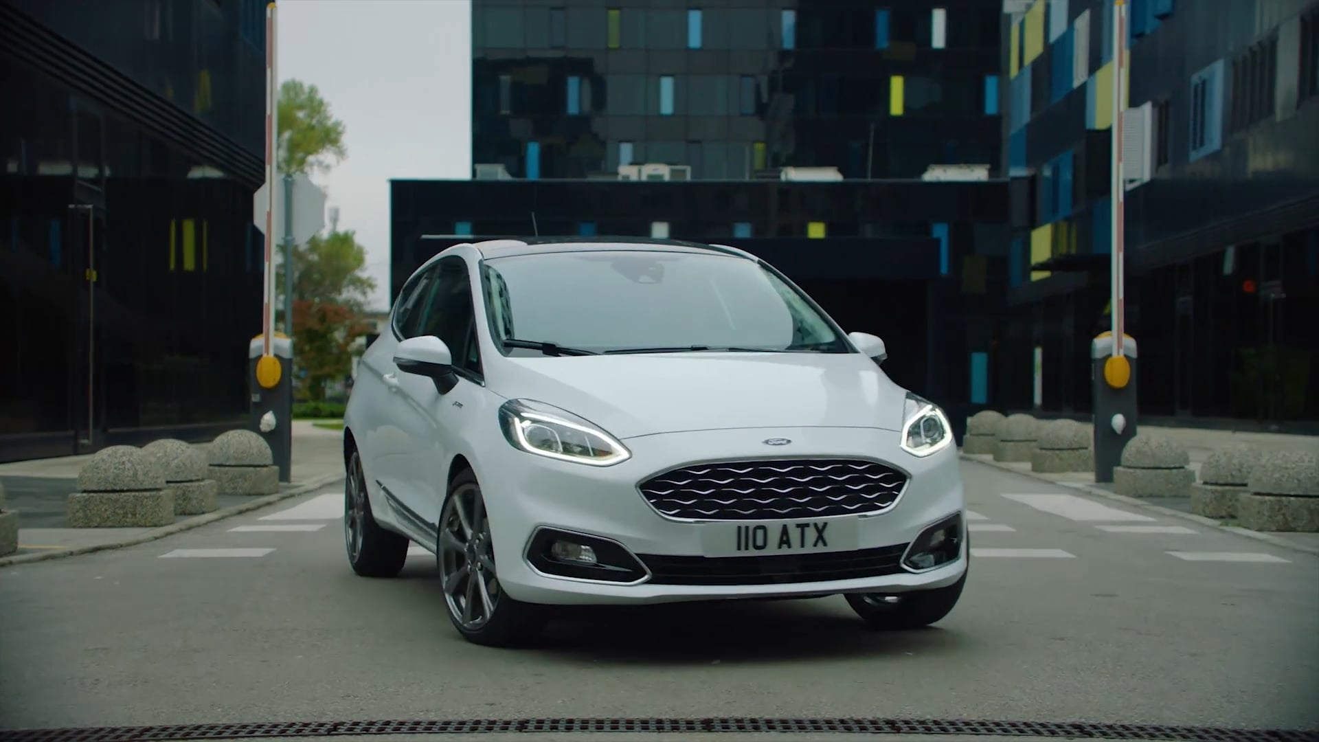 Video Overview 2017 Ford Fiesta Vignale Euro Spec Caricos Com