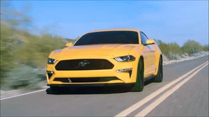 Overview: 2018 Ford Mustang