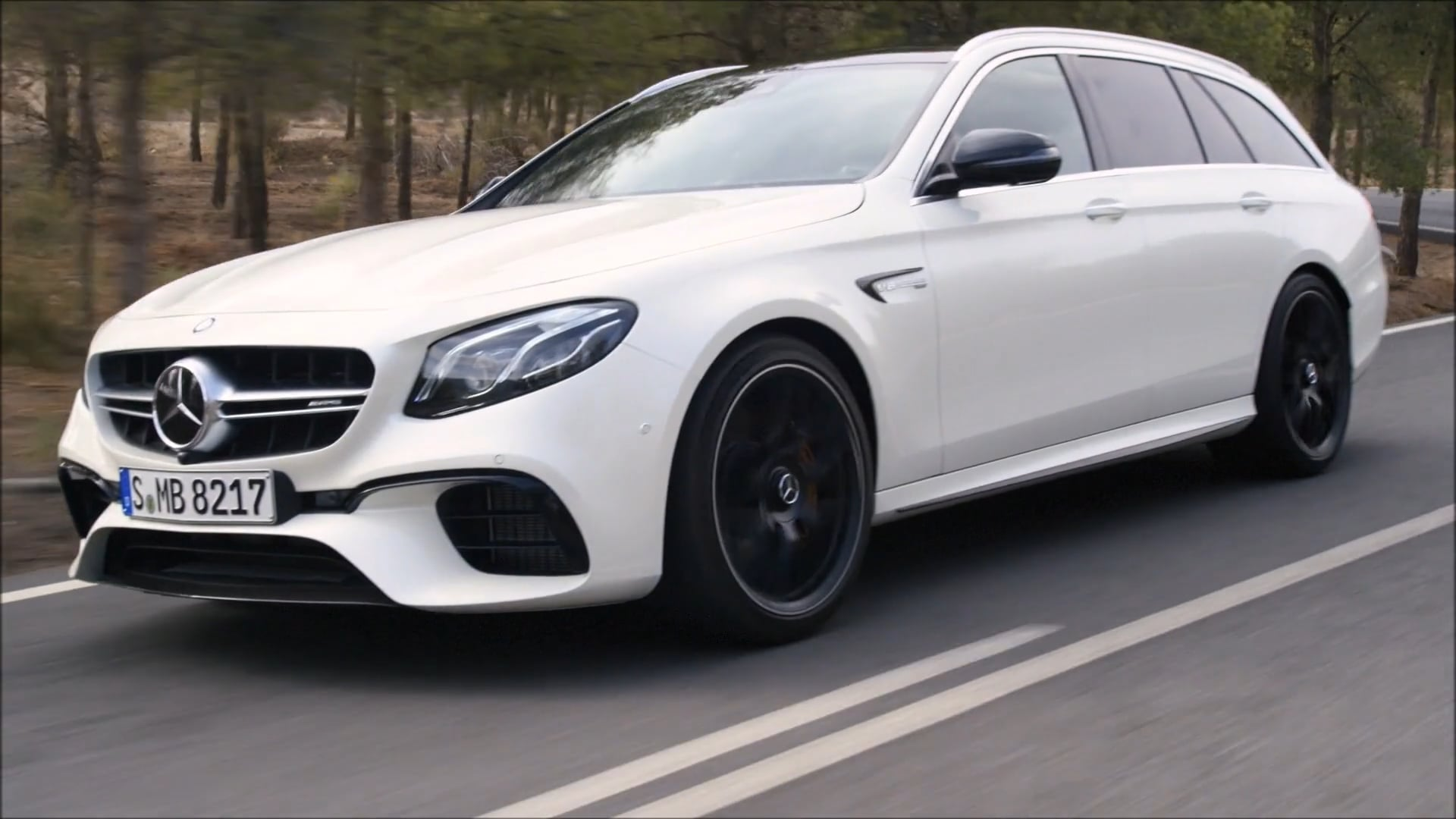 Overview: 2018 Mercedes-AMG E63 S Wagon