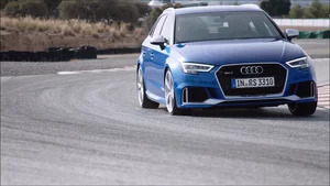 Overview: 2018 Audi RS 3 Sportback