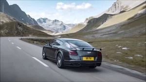 Overview: 2018 Bentley Continental GT Supersports