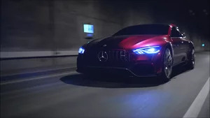 Driving and Design - Mercedes-AMG GT 4-Door Concept