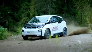 Drifting: BMW i3