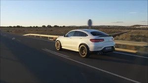 Overview: 2018 Mercedes-AMG GLC 63 Coupe