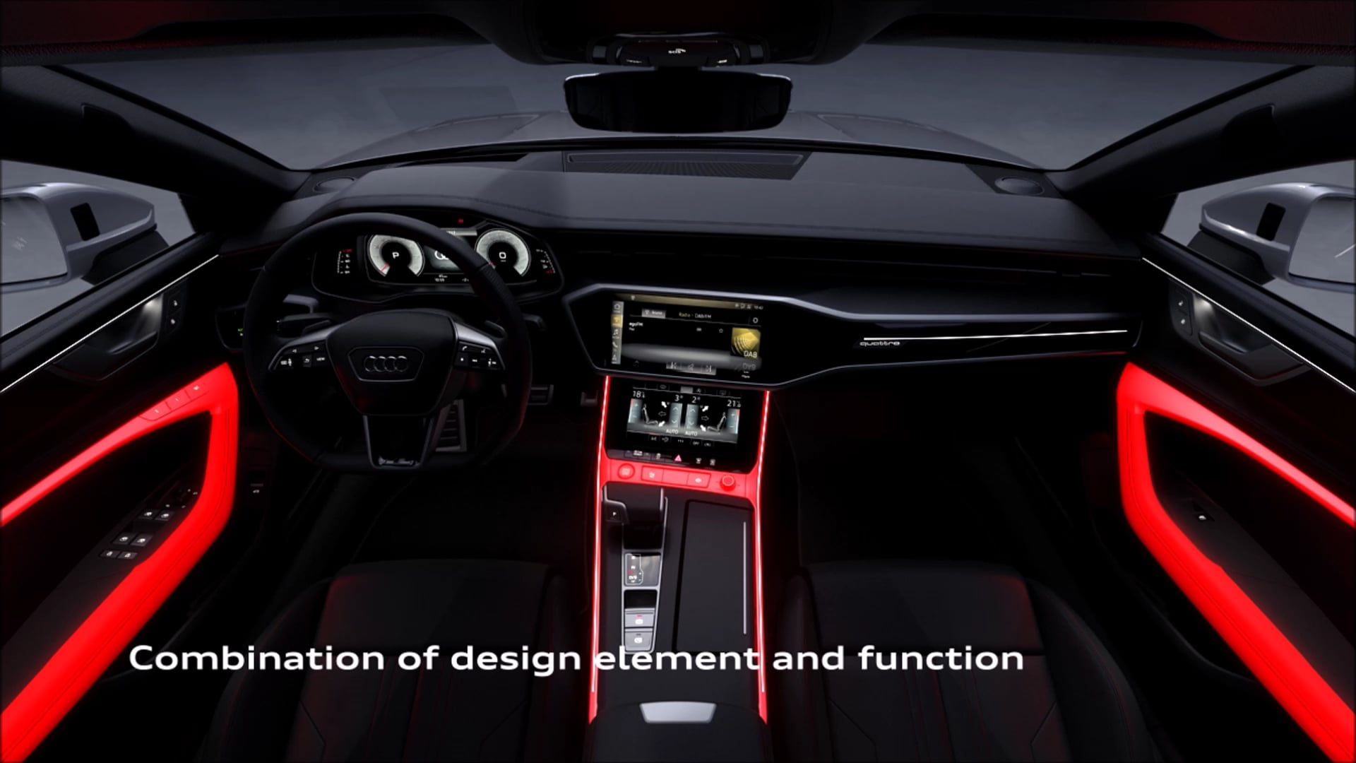 Video Interior 2019 Audi A7 Caricos Com