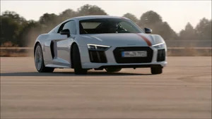 Overview: 2018 Audi R8 Coupe V10 RWS