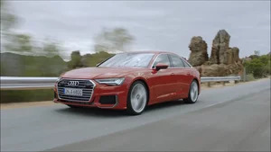 Overview: 2019 Audi A6