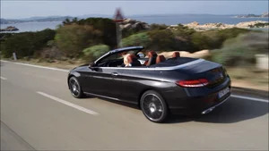 Overview: 2019 Mercedes-Benz C-Class Cabrio