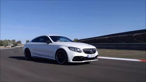 Overview: 2019 Mercedes-AMG C 63 S Coupe