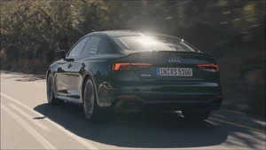 Overview: 2019 Audi RS 5 Sportback