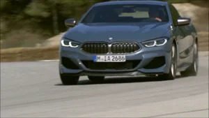 Overview: 2019 BMW 8-Series