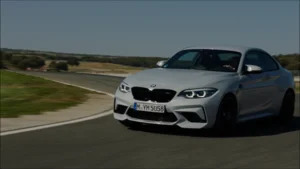 Overview: 2019 BMW M2 Competition