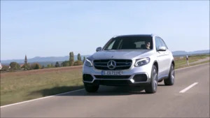 Overview: 2019 Mercedes-Benz GLC F-Cell