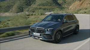 Overview: 2020 Mercedes-AMG GLE 53 4MATIC+