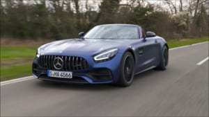Overview: 2020 Mercedes-AMG GT C Roadster