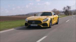 Overview: 2020 Mercedes-AMG GT S Coupe