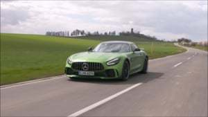 Overview: 2020 Mercedes-AMG GT R