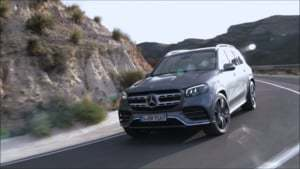Overview: 2020 Mercedes-Benz GLS AMG Line