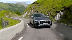 Overview: 2020 Audi SQ8 (Daytona Gray)