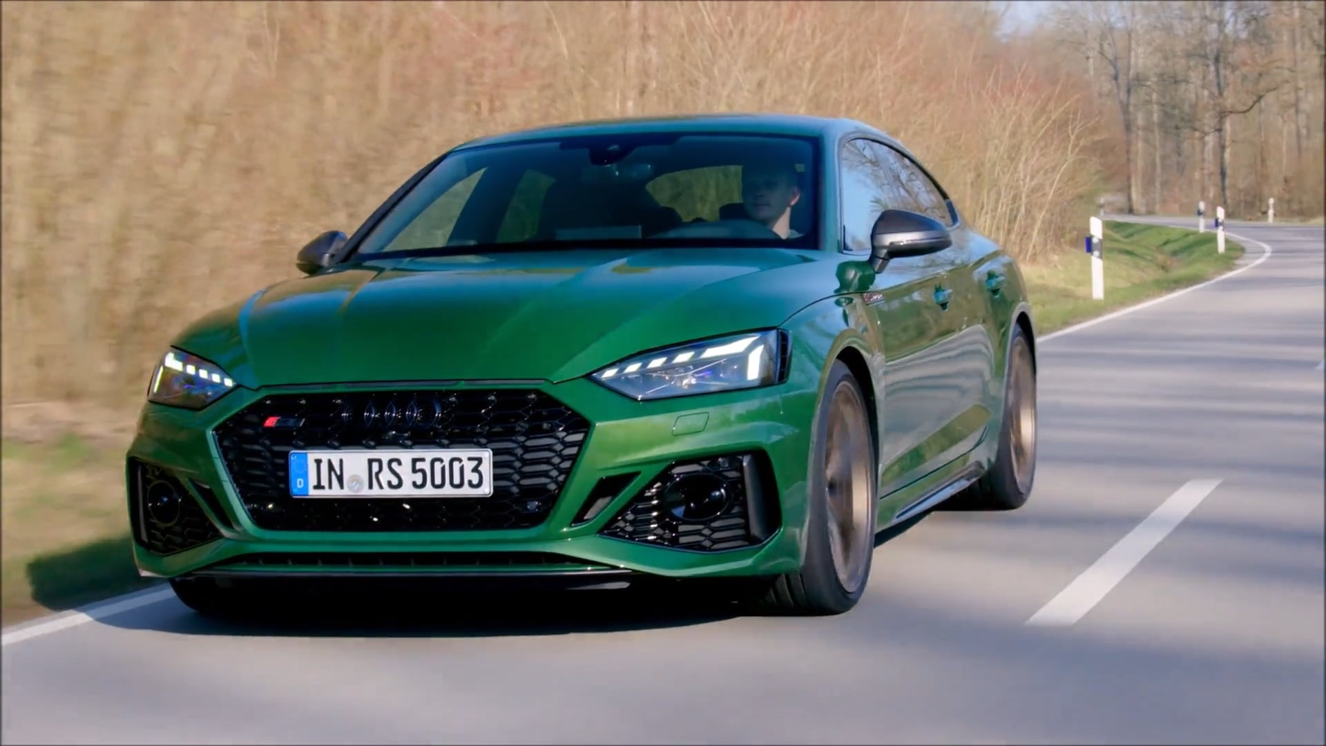 Overview: 2020 Audi RS 5 Sportback