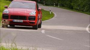 Overview: 2021 Cayenne GTS (Carmine Red)